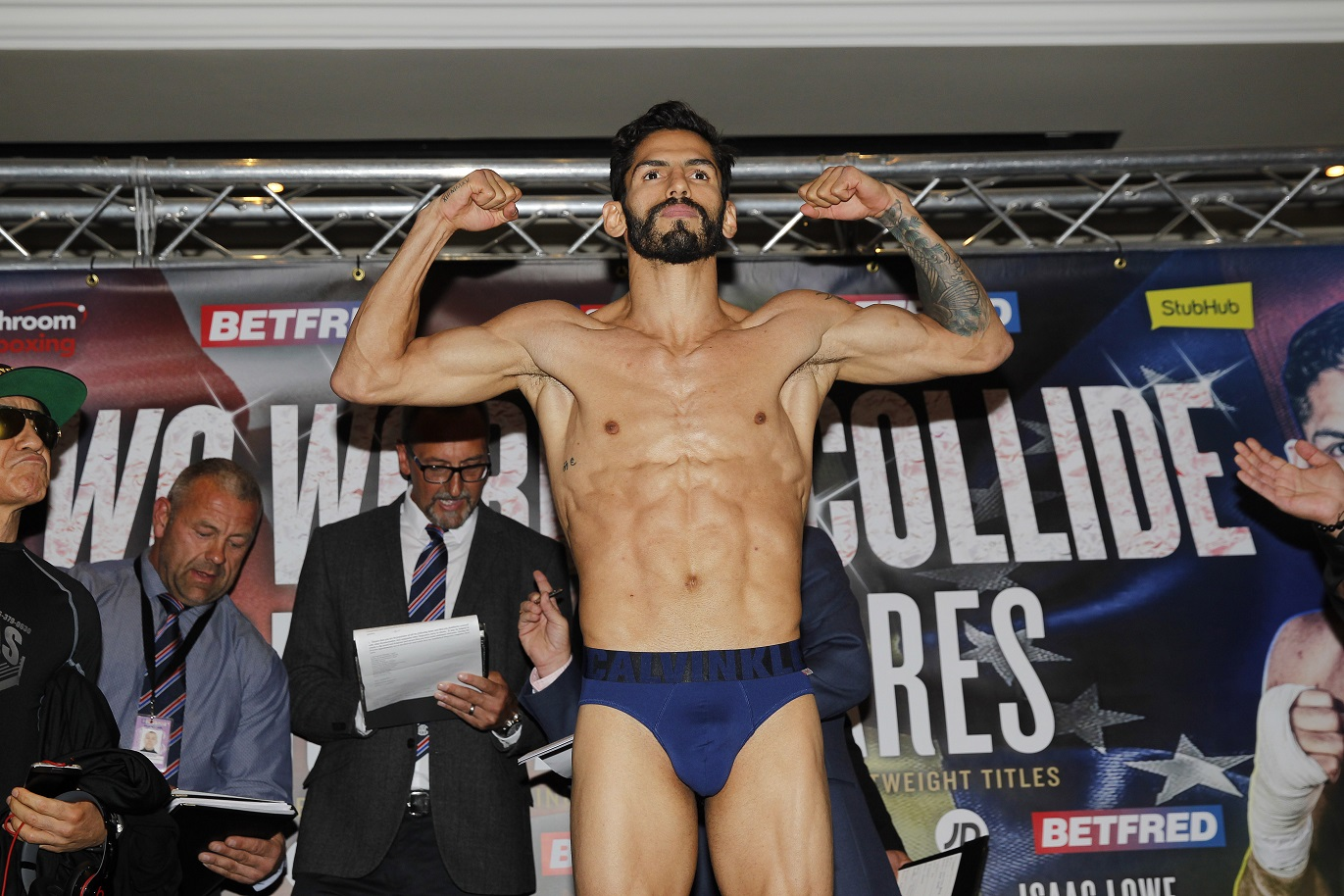 Weigh In Crolla Knows He Must Deliver Career Best