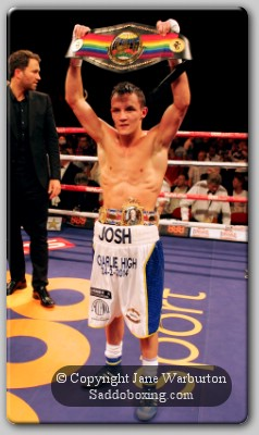 Josh Warrington Featherweight Contender Warrington Eyes European Stage And Beyond