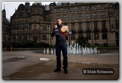 Kell Brook Kell Brook First Title Defense Against Jo Jo Dan In Sheffield