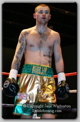 Kelly Cover1 Ringside Boxing: Jimmy Kilrain Kelly Vs Simone Lucas