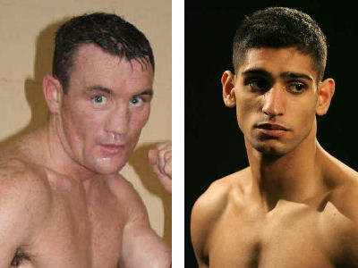Khan Vs Gomez1 British Boxing: Michael Gomez Gets Call To Face Commonwealth Champion Amir Khan June 21
