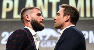 Caleb Plant V Mike Lee