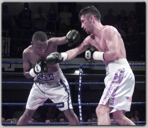 Sponsor Matchroom Boxing Usa: Matchroom Boxing: Prizefighter Super Bantam Lineup