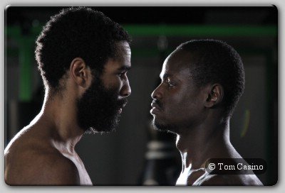 Lamont Peterson Vs Dierry Jean