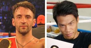 Lee Haskins Vs Shohei Omori