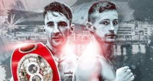 Lee Haskins Vs Ryan Burnett