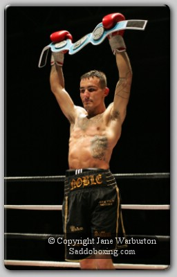 Lee Noble Full Results From Sheffield: Mansoori Stops Mallin In Five