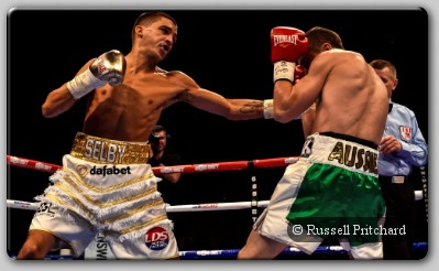 Lee Selby Fight Selby Outclasses Brunker To Land World Title Shot