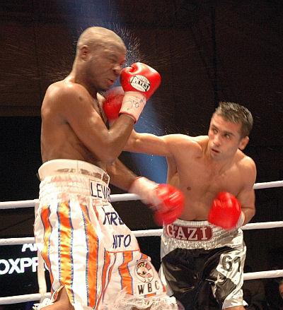 Lewele Aydin1 Exclusive Boxing Interview: Selcuk Aydin