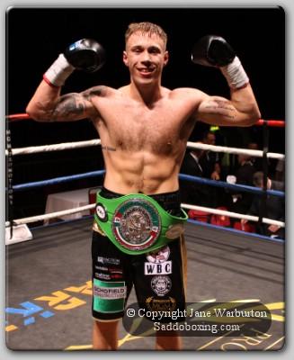 Liam Conroy vs Ferenc Albert Preston Liam Conroy Vs Ferenc Albert Ringside Boxing
