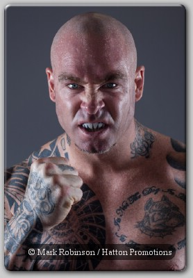 Lucas Big Daddy Browne Lucas Browne Faces Hillyard Hammer November 12