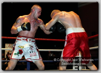Luke Blackledge Vs Konstantin Alexandrov