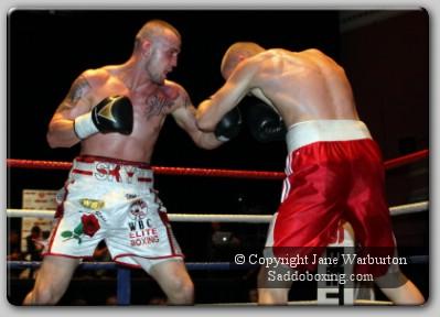 Luke Blackledge vs Konstantin Alexandrov Luke Blackledge Vs Konstantin Alexandrov Ringside Boxing