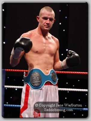 Luke Blackledge1 Ringside Boxing: Luke Blackledge Vs Nathan King