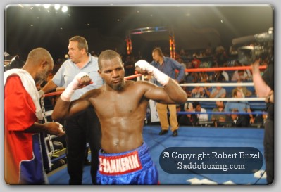 LundyOne1 Hammerin Hank Lundy Interview: I Beat Beltran and I Want A Rematch Now!