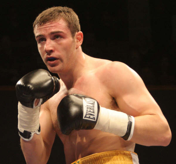 Ringside Boxing Report Colin Lynes Young Mutley
