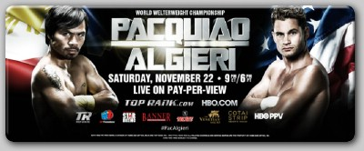 Manny Pacquiao Chris Algieri Will Pacquiao Expose The Cinderella Story Of Chris Algieri Tonight?