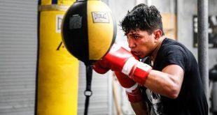 Mario Barrios Training