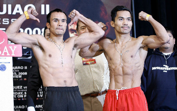 pacquiao took steroids