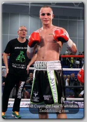 Matty Fagan Vs Adam Kettleborough Matty Fagan Vs Adam Kettleborough Ringside Boxing