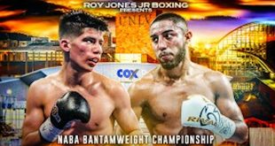 Max Ornelas vs Tony Lopez Jr