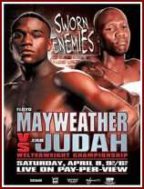 Mayweather Judah2 Boxing Analysis: Can Zab Judah Pull Off An Upset Against Floyd Mayweather?