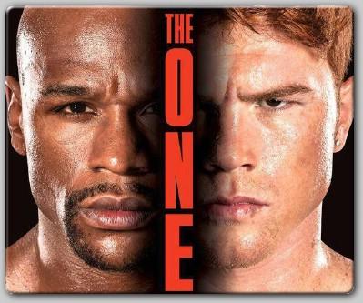Mayweather vs Alvarez The One