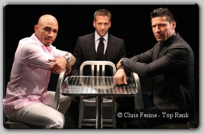 Miguel Cotto Sergio Martinez Martinez vs. Cotto Face Off With Max Kellerman May 24