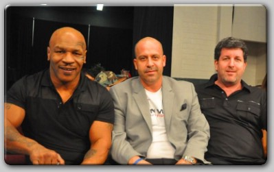 Mike Tyson Promoter
