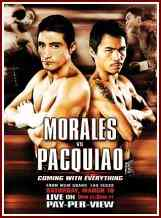 Morales Manny Pacquiao Morales Pacquiao: Who Will Survive the War?