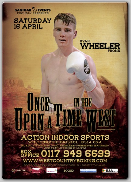 Once Upon A Time In The West Once Upon A Time In The West: Championship Boxing