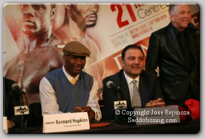 PascalvsHopkin31 Boxing Audio: Pascal vs. Hopkins Montreal Press Conference