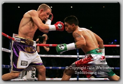 Paul Butler Vs Ismael Garnica