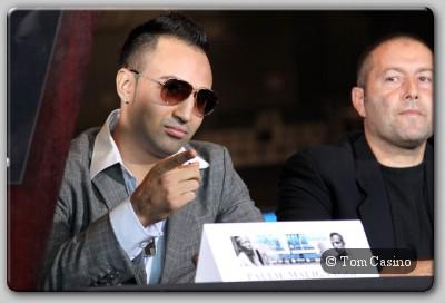Paulie Malignaggi Brooklyn Bash: Judah vs. Malignaggi Highlights Barclays Show