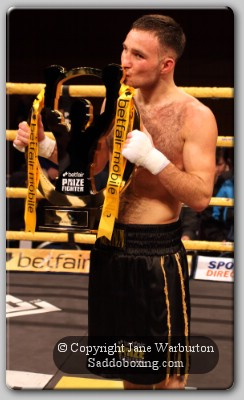 Prizefighter Welterweights III1 Ringside Report: Prizefighter Welterweights III