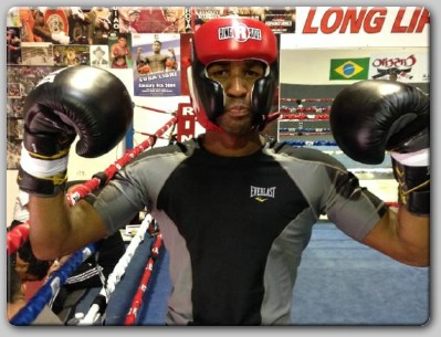 Rances Barthelemy IBF Champ Barthelemy Wraps Up Training Camp With Sparring