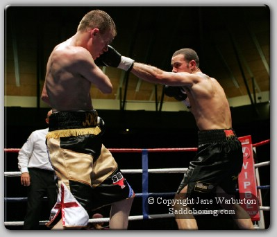 Rick Godding Vs Adam Jones Rick Godding VS Adam Jones Ringside Report