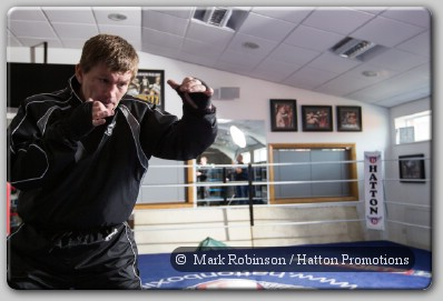 Ricky Hatton Academy Hatton Academy Offers Free Taster Session At BodyPower Expo
