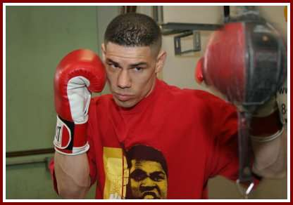 Rivera Boxing Quotes: Jose Antonio Rivera   Alejandro Garcia