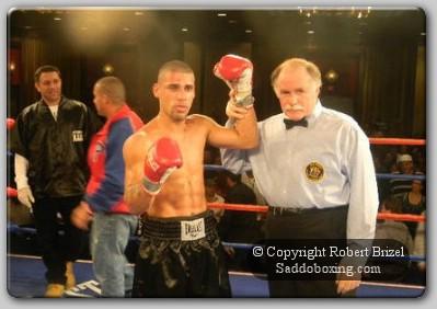 RonaldCruz1 Ringside Recap: Cruz Has a Heart, Bryan Does Not at Ballys