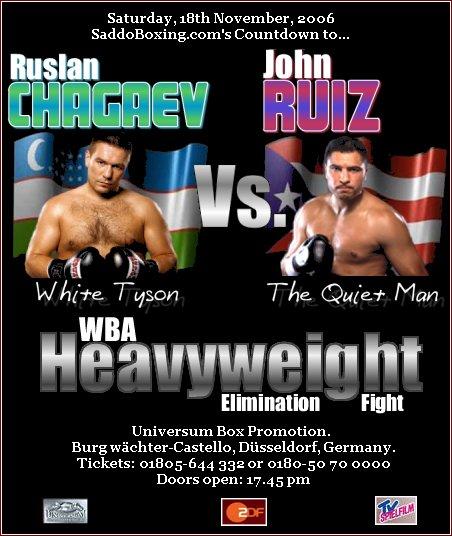 Ruslan Chagaev Vs John Ruiz