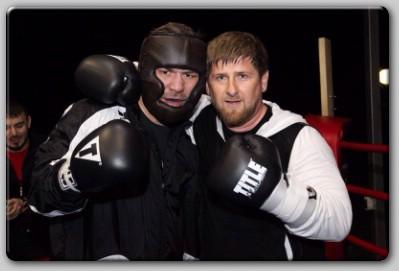 Ruslan Chagaev Ramzan Kadyrov