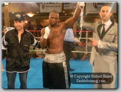 Salita51 Ringside Report: Salita Decisions Warrior in a Quiet War