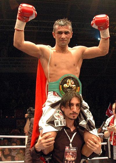 SelcukAydin1 Exclusive Boxing Interview: Selcuk Aydin