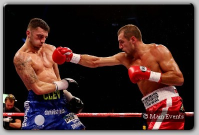 Sergey Kovalev Nathan Cleverly Night Of The Challengers: Kovalev Unseats WBO King Cleverly