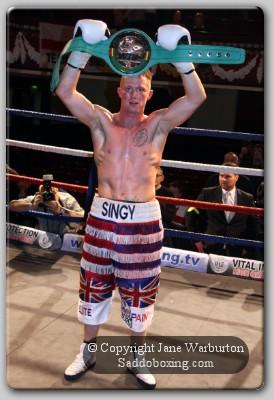 Shayne Singleton