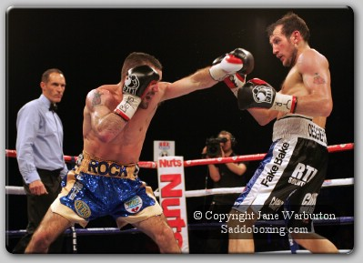 Stephen Ormond Vs Derry Mathews