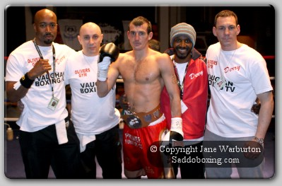 Team Derry Matthews1 Boxing Results: Derry Matthews Vs Amir Unsworth