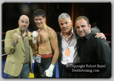 Teron1 Ringside Report: Teron Wins by TKO at Capitale