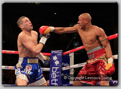 Tony Bellew Isaac Chilemba rematch